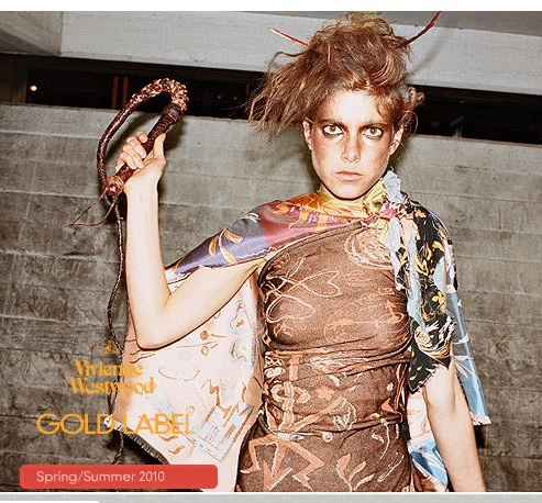 Attack Fashion Vivienne Westwood