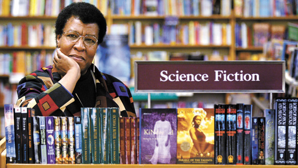 A picture of Octavia Butler