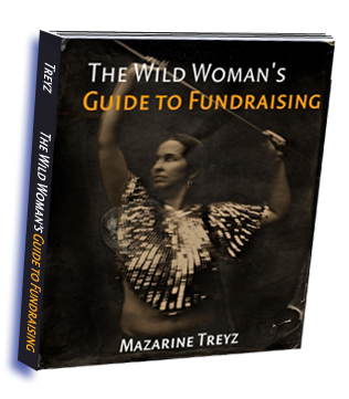 Wild Woman's Guide to Fundraising Book