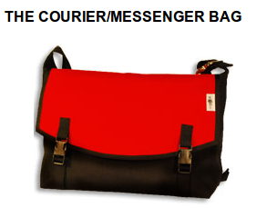 American Made Bag from Courier Bags