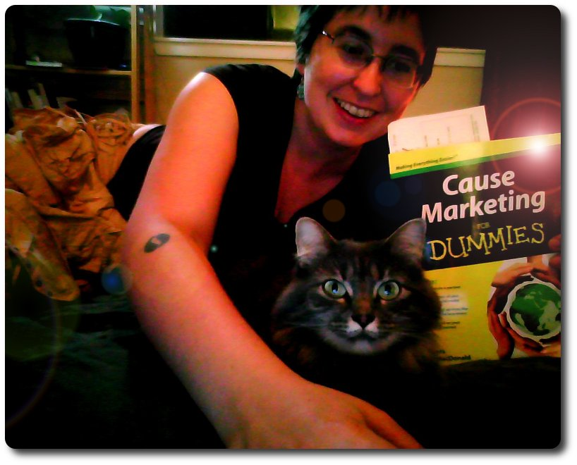 Book Giveaway: Cause Marketing for Dummies