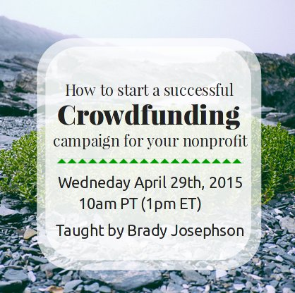 5 Common Questions about Nonprofit Crowdfunding