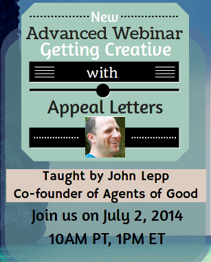 New Advanced Webinar: Getting Creative with Direct Mail with John Lepp