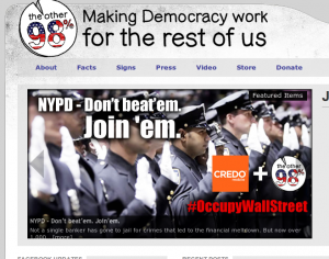 Other 98% Join us NYPD