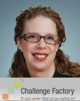 INTERVIEW: Lisa Taylor of Challenge Factory Talks Your Career Transition