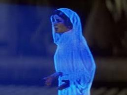 obi wan kenobi you're my only hope