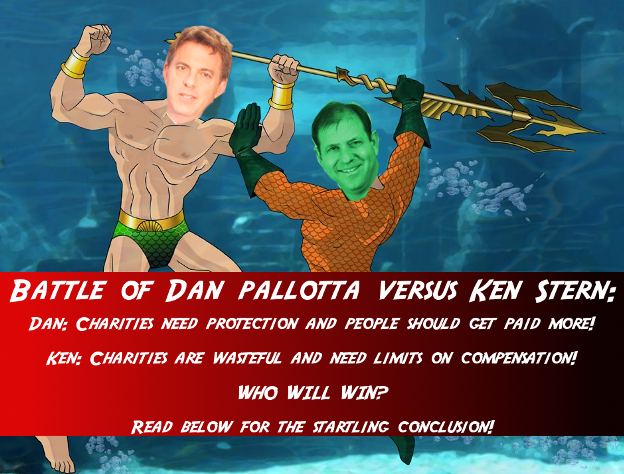 dan pallotta, ken stern, with charity for all, charity case