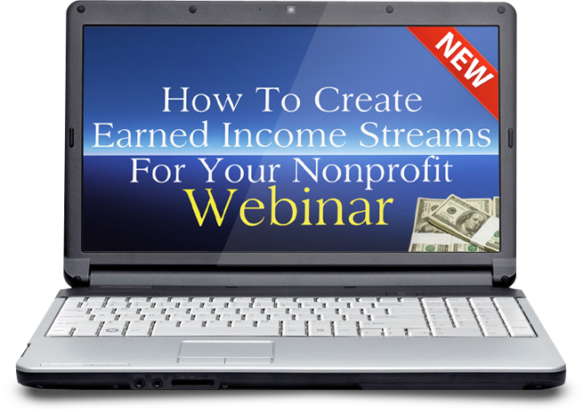 Earned Income Streams for Your Nonprofit