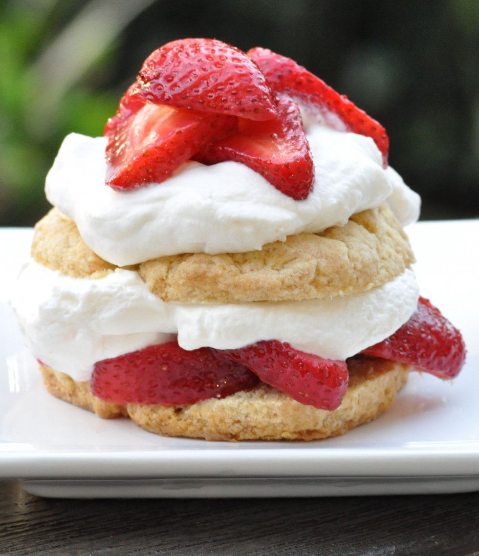 How to Plan A Strawberry Shortcake Fundraiser