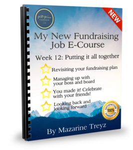 how to be successful at fundraising job