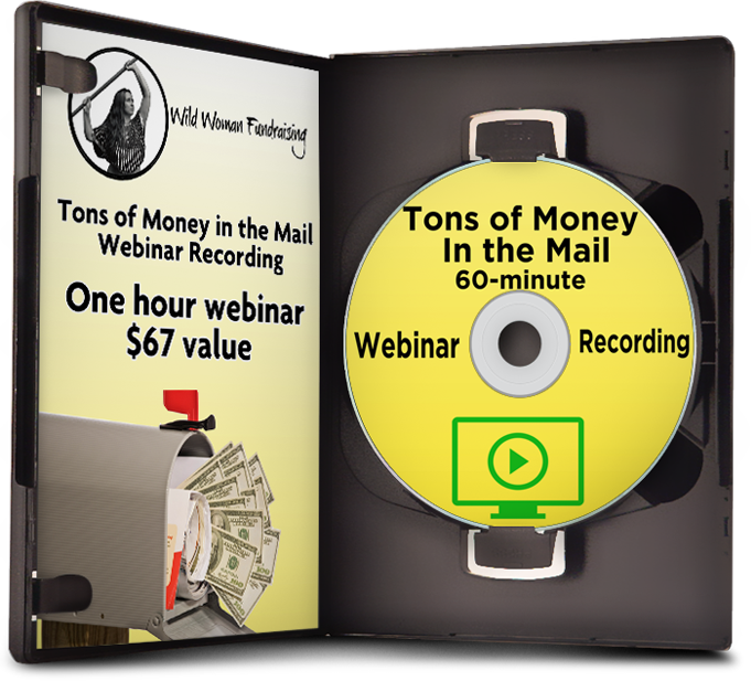 Tons of money in the mail webinar
