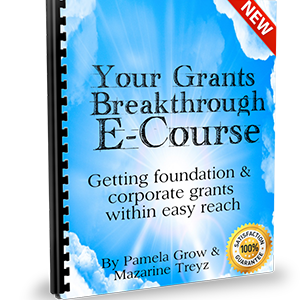 Your Grants Breakthrough
