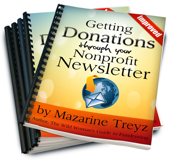 Don't let your nonprofit newsletter go on vacation!