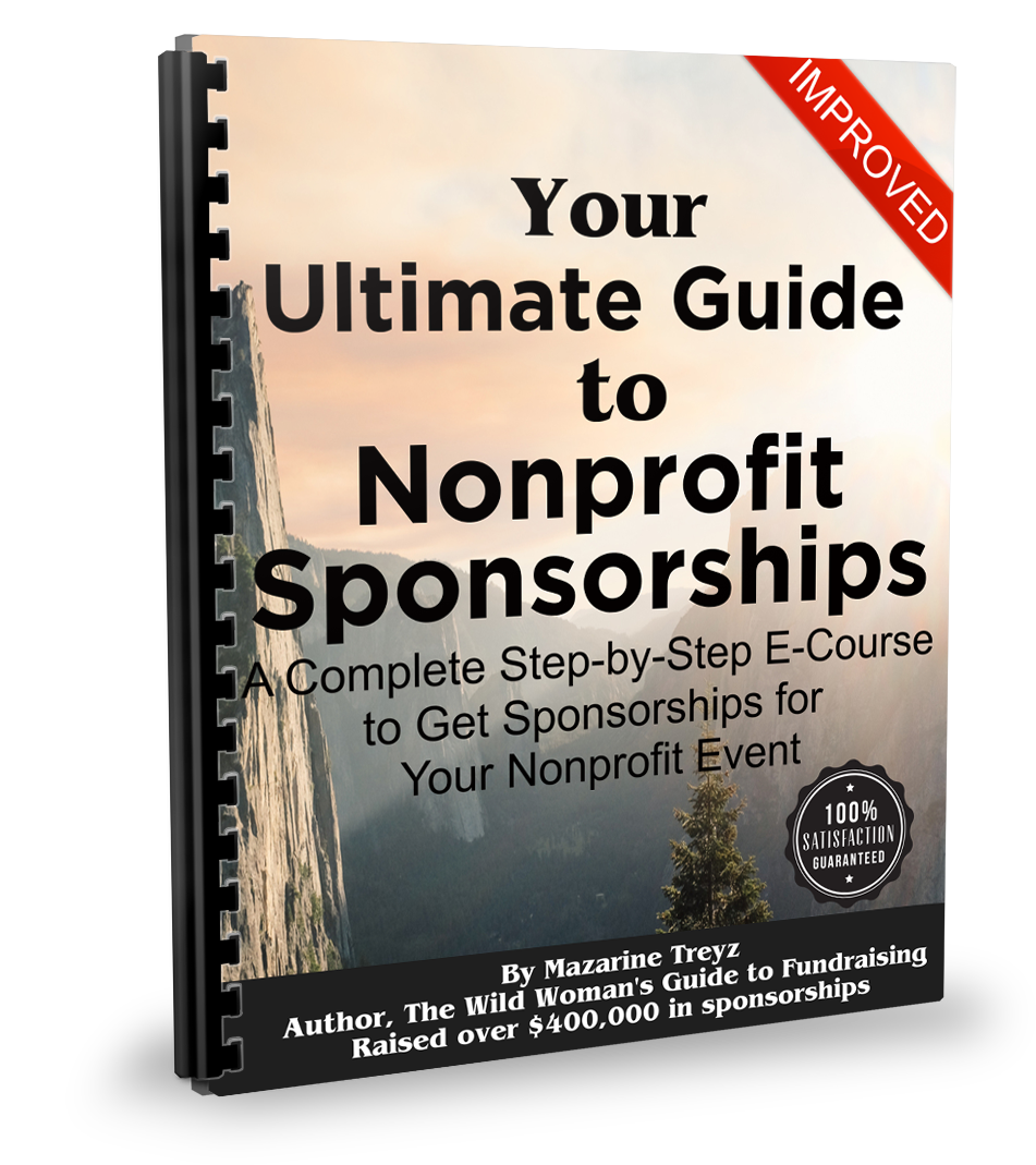 Did you know that there's no better time to ask for sponsorship than right now?