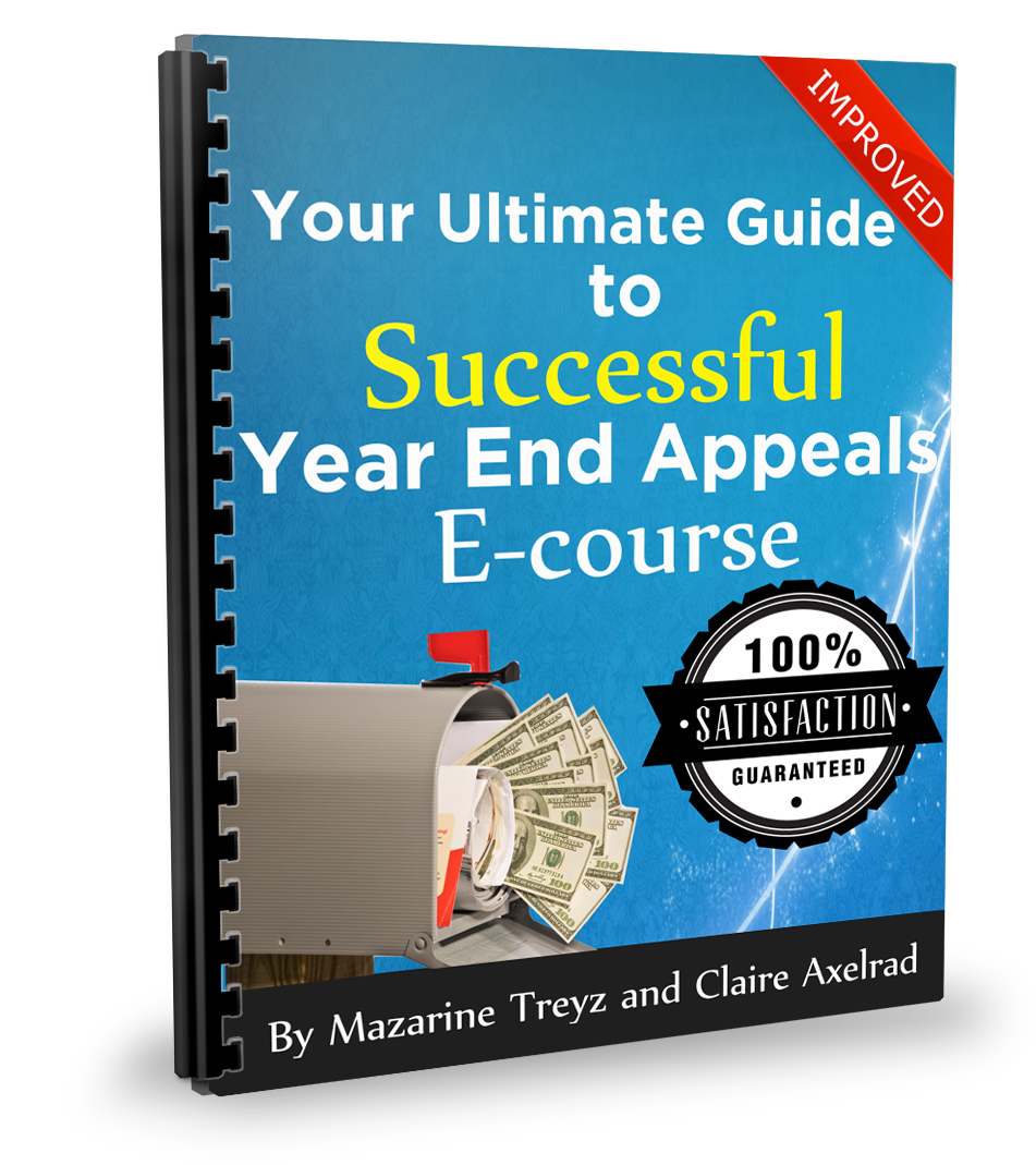 Want to learn what makes an incredible year end appeal?