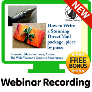 How to Write a Stunning Direct Mail Appeal recorded Webinar