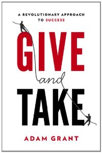 Give and Tke the book