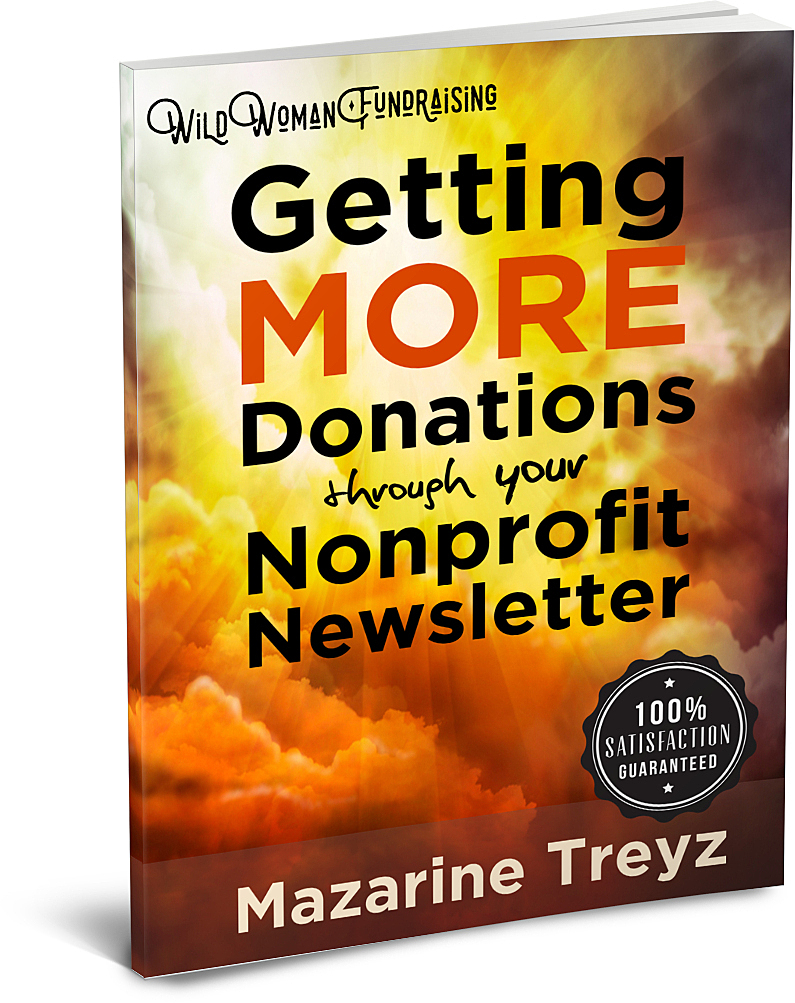 nonprofit newsletter course