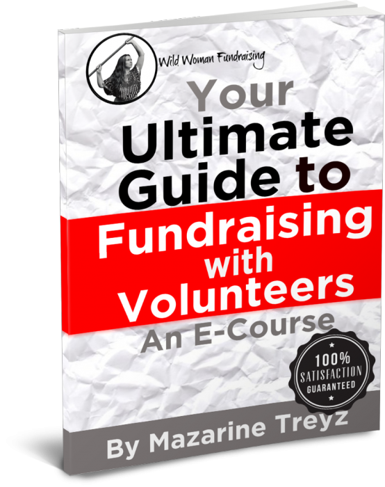 fundraising volunteers
