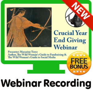 Crucial year end giving webinar