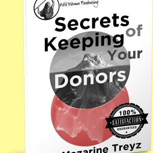 secrets of keeping your donors