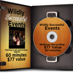 Wildly successful events
