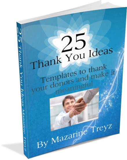 25 Thank You Ideas