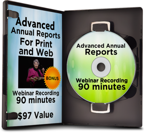 advanced annual report