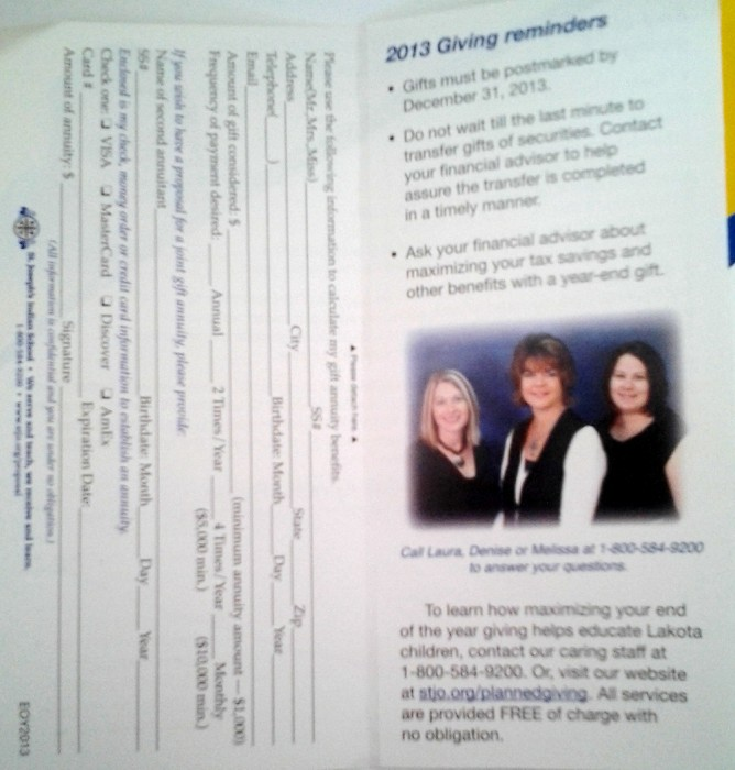 Getting Your Donor To Give More In Your Year End Appeal