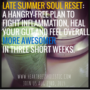 Coach Vic's Late Summer Reset
