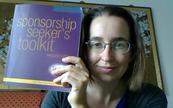 Book Giveaway: The Sponsorship Seeker's Toolkit