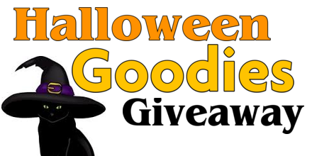 Boo! It's the Halloween Goodies Giveaway!