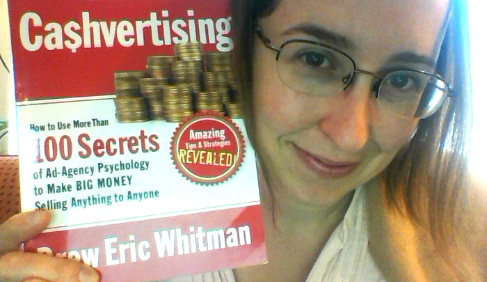 Book Review: Cashvertising by Drew Eric Whitman