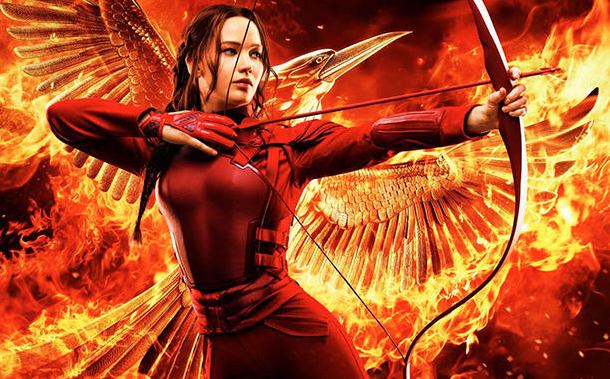 Who does Katniss Everdeen remind you of?