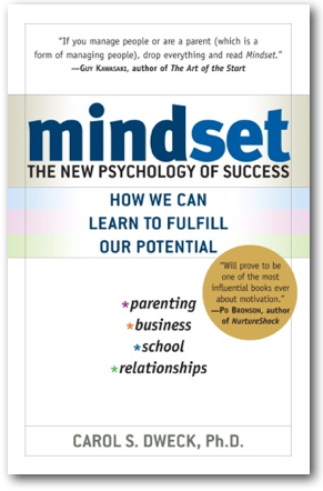 Book review: Mindset, A New Psychology of Success