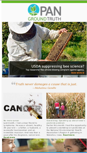 Smithsonian e-newsletter
