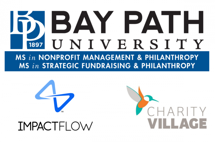 Bay path university Impact Flow Charity Village