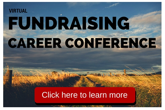 Fundraising Career Conference 2016