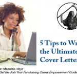 how to write the ultimate fundraising cover letter