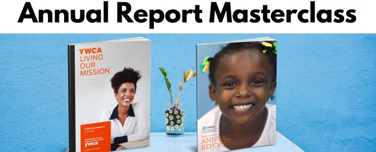 Annual Report Masterclass