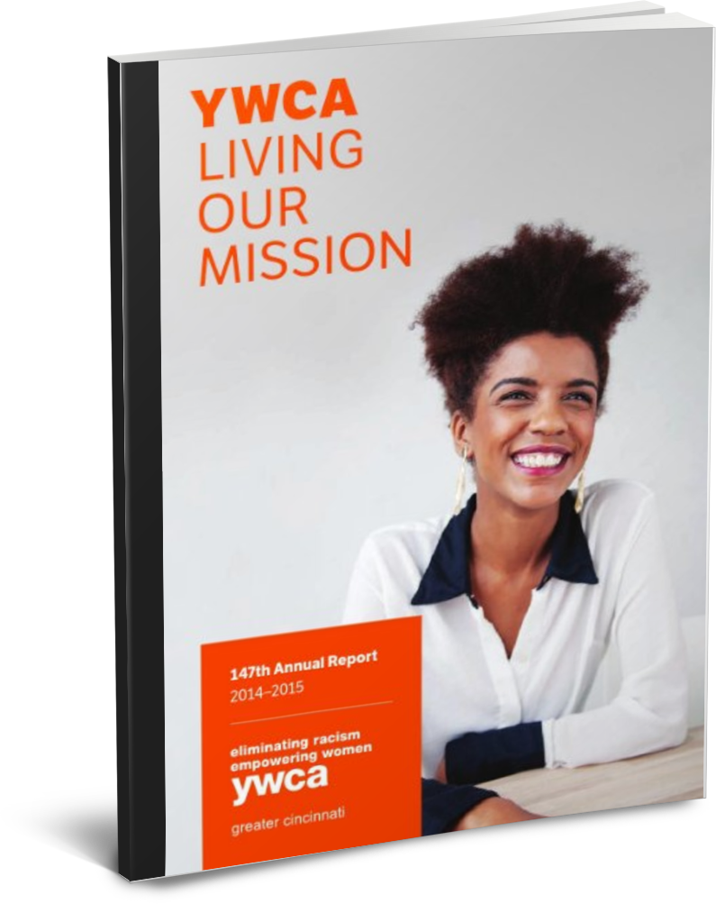 YWCA Living Our Mission Cover