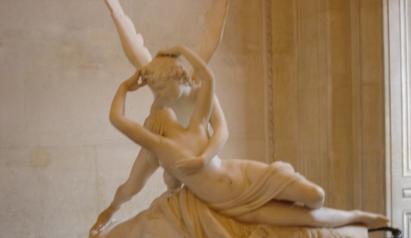 Cupid and Psyche myth