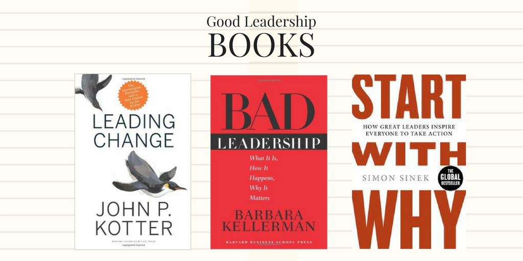 Nonprofit Leadership books