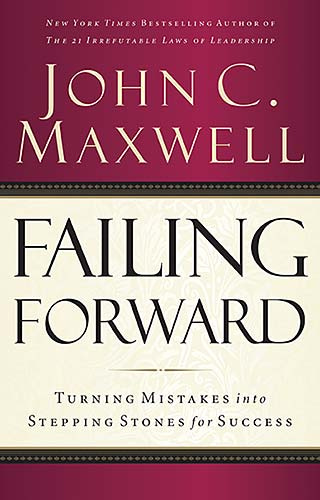 John maxwell's failing forward book