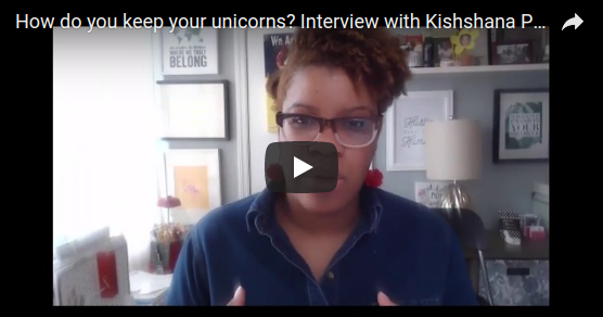 [VIDEO] How do you keep your good fundraisers? Interview with Kishshana Palmer