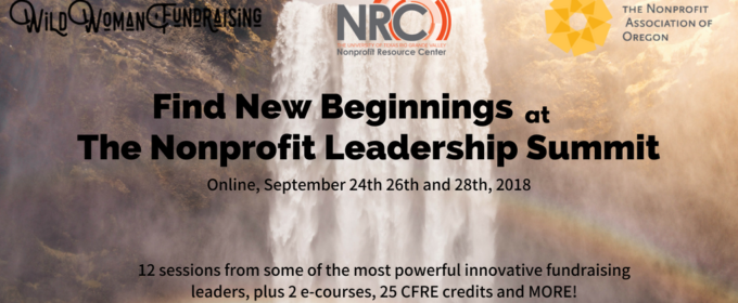 2 Free Webinar Recordings + 2 new chances to join us for fundraising planning and next level fundraising webinars