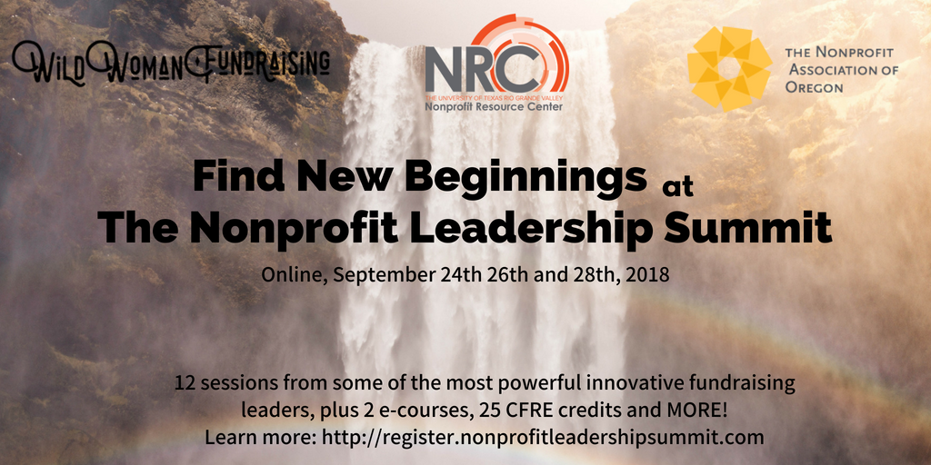 Nonprofit Leadership Summit