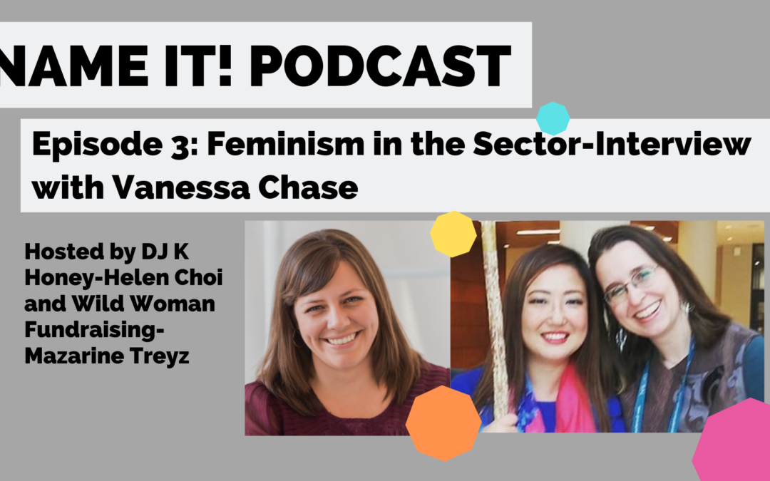 Happy International Women's Day! Feminism in the Sector Podcast!