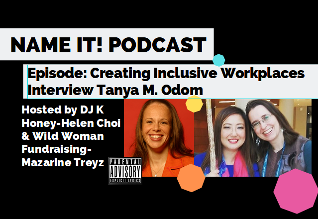 NAME It! Podcast: How to create inclusive nonprofit workplaces