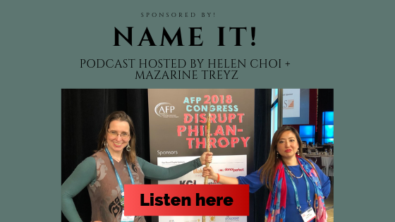 The NAME IT podcast